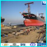 Navio de lançamento e levantamento de airbags marinhos infláveis de borracha
