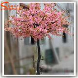 Künstlicher Pfirsich-Blüten-Kirschbaum