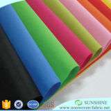 Nonwoven ткань цвета ткани для Tela De Polipropileno
