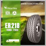 Neumáticos radiales del neumático del alimentador del neumático del carro con alcance de calidad superior y del GCC