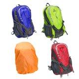 Augmentant le sac à dos 35L avec le sac de nylon de couverture de pluie et de polyester de l'unité centrale 410d