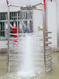 Simmingのプールおよび鉱泉のプールの全身のシャワーの鉱泉