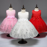 Dress Children Wear Wedding 소녀 공주 복장