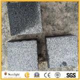 Struik Gehamerde G684 Zwarte Graniet/Straatsteen Basaslt voor het Project van de Tuin/van het Landschap