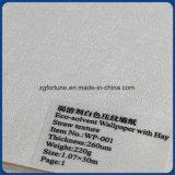 Papel pintado material de la textura de la paja del heno de la impresión de la inyección de tinta del Eco-Solvente