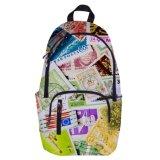 Kugel-Rucksack für Jungen-reisende Schule-Mädchen-Schule-Schultasche