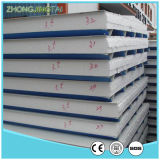 Los paneles de emparedado compuestos estructurales ligeros para la pared