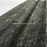 Tessuto di sensibilità della mano molle del poliestere del catione per l'indumento di Casualwear (HD2501061)