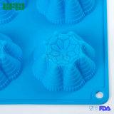 moulage de feuilleté de pudding de silicones de la catégorie 6cav comestible