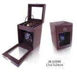 Venta al por Mayor de Cuero de la PU Personalizada Watch Winder