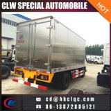Jmc 4mt Refrigerated Box Truck Icecream Transportation Truck