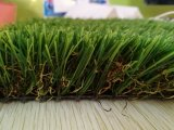 Трава своеобразнейшего футбола украшения спортивной площадки конструкции искусственная