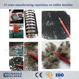 Неныжная покрышка рециркулируя машину для делать резиновый порошок 1~120mesh