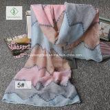 Signora Scarf Factory di modo stampata banda variopinta viscosa dello scialle