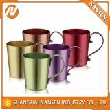 [14وز] يؤنود لون ألومنيوم فنجان مع طباعة