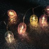 Luz decorativa caliente de la dimensión de una variable LED del huevo de la venta