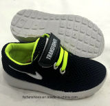 De Schoenen van de Kinderen van de Schoenen van het Comfort van de Schoenen van de Sport van de Injectie van de manier (ff924-6)