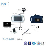 Instrument ultrasonique portatif de fuite du détecteur 4m de fuite de la pipe Pqwt-Cl500