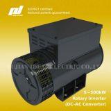 Motor-gerador sem escova da C.C. ajustado (C.C. ao inversor giratório da C.A.)