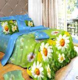 Polyester 100% passte die eingestellte Bettwäsche 3D an (T28)