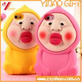 Resistente colorido a la suciedad fácil limpiar al bebé del silicón que come las bolas de masa hervida (XY-HR-73)