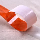 Nastro riflettente arancione fluorescente di evidenza di alta visibilità (C5700-OO)