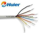 защищаемый 8c кабель сигнала тревоги обеспеченностью для дома