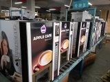 コップディスペンサーF302のコーヒー自動販売機を使って