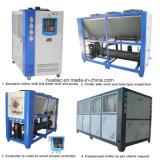 Refrigeratore di acqua a forma di scatola raffreddato ad acqua a bassa temperatura