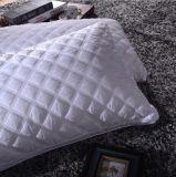 Microfiber заполняя с вставкой подушки полиэфира гостиницы раковины хлопка роскошной