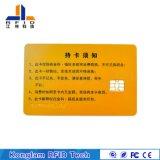 Pas Slimme ABS RFID Kaart aan om de Spaander te contacteren