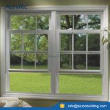 Регулируемое вертикальное сползая окно