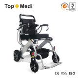 Topmedi meistgekaufter Falz-leichter elektrischer Strom-Rollstuhl China