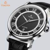 Reloj de señoras de acero del reloj del cuarzo de la mujer de la alta calidad 71249