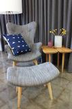 Moderner klassischer Möbel-Feder-Form-Stuhl