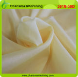 Chine Factory Plain Weave Dress Woven Fusible Tricoté Interlining