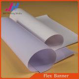 Bandera puesta a contraluz PVC de la flexión de la impresión de Digitaces