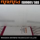 ISO18000 de vreemde H3 Markeringen van de Veiligheid van de Kleding van RFID voor de Levering aan eindgebruikers van het Kledingstuk