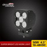 Lâmpada quente do trabalho do diodo emissor de luz do poder superior da venda para o caminhão