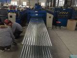 Desgaste acanalado - placa de acero resistente para la construcción de la azotea de la pared
