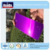 Rivestimento ibrido della polvere dello spruzzo della polvere viola luminosa non tossica della caramella