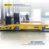 Carro eléctrico de la transferencia del vehículo ferroviario del uso de la industria pesada