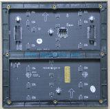 Tela de indicador de alta resolução Rental interna do diodo emissor de luz do vídeo P6