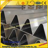 Perfil redondo de alumínio personalizado da tubulação de Suqare do perfil da câmara de ar 6063 T5