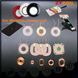 無線充電器のための無線充電器の送信機のコイル