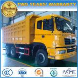 Dongfeng 6X4 25 toneladas de carro de vaciado carro de volquete de 25 T