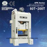 Machine-outil à grande vitesse de presse de laminage de moteur d'Apk-160ton