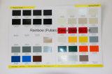 Carte libre d'ombre de peinture de fini de lustre de modèle