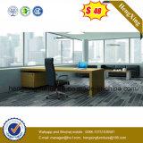 (HX-NT3145) muebles de oficinas de madera de personal del vector del ordenador del espesor de 50m m