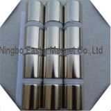 Starke leistungsfähige Zylinder-Magneten des Neodym-N52